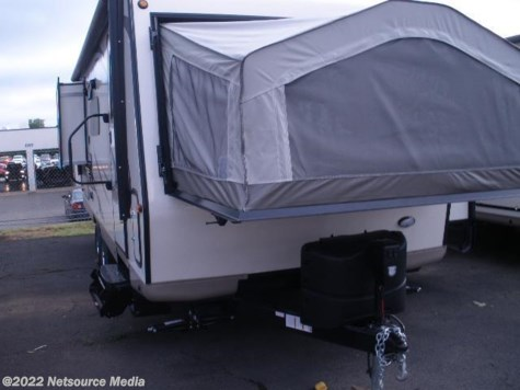 New 2018 Forest River Flagstaff Shamrock 24WS For Sale by Restless Wheels RV Center available in Manassas, Virginia