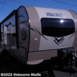 New 2018 Forest River Flagstaff Micro Lite 25FBLS For Sale by Restless Wheels RV Center available in Manassas, Virginia