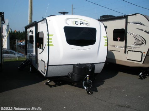 New 2019 Forest River Flagstaff E-Pro 19FBS For Sale by Restless Wheels RV Center available in Manassas, Virginia