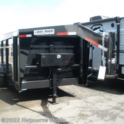 New 2019 Bri-Mar DT714LPHD-14-G-H For Sale by Restless Wheels RV Center available in Manassas, Virginia