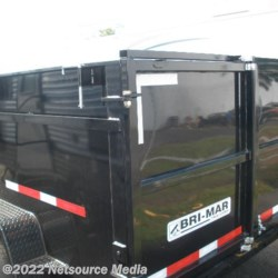 2019 Bri-Mar DT714LPHD-14-G-H  - Dump (Heavy Duty) Trailer New  in Manassas VA For Sale by Restless Wheels RV Center call 888-251-1067 today for more info.
