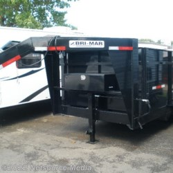 Restless Wheels RV Center 2019 DT714LPHD-14-G-H  Dump (Heavy Duty) by Bri-Mar | Manassas, Virginia