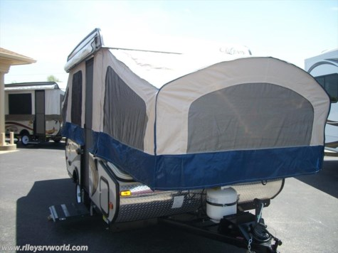 4167 2005 Coachmen Clipper Classic 1265st For Sale In