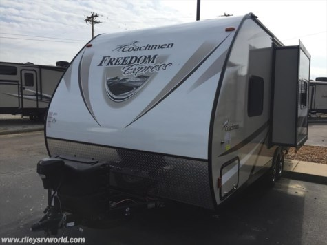 2017 Coachmen Freedom Express  192RBS