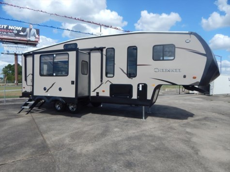 2018 Forest River Cherokee  255P