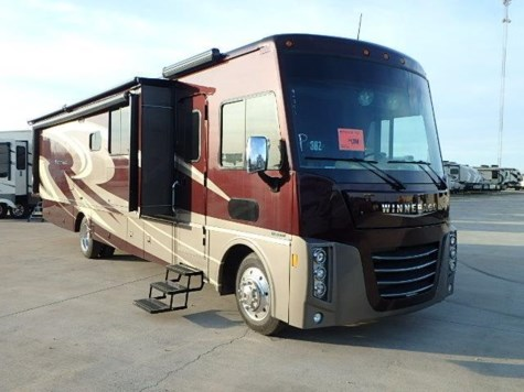2017 Winnebago Sightseer  WFD33C