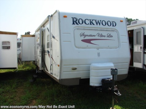 2007 Forest River Rockwood Signature Ultra Lite  8318SS