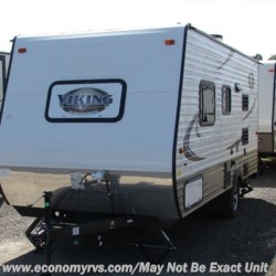 2017 Coachmen Viking 17FB  - Travel Trailer New  in Mechanicsville MD For Sale by Economy RVs call 800-226-0226 today for more info.