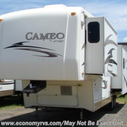 2007 Carriage Cameo F35FD3  - Fifth Wheel Used  in Mechanicsville MD For Sale by Economy RVs call 800-226-0226 today for more info.