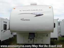 Used 2009  Coachmen Chaparral Lite 268RLE
