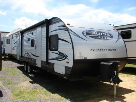 New 2017 Forest River Salem Cruise Lite 263BHXL For Sale by Economy RVs available in Mechanicsville, Maryland