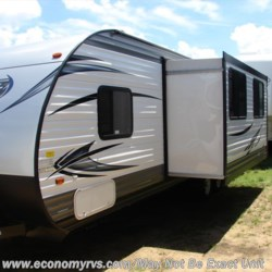 2017 Forest River Salem Cruise Lite 263BHXL  - Travel Trailer New  in Mechanicsville MD For Sale by Economy RVs call 800-226-0226 today for more info.