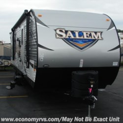 New 2017 Forest River Salem 28CKDS For Sale by Economy RVs available in Mechanicsville, Maryland