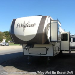 2017 Forest River Wildcat 29RKP  - Fifth Wheel New  in Mechanicsville MD For Sale by Economy RVs call 800-226-0226 today for more info.