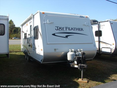 Used 2011 Jayco Jay Feather Select X23 B For Sale by Economy RVs available in Mechanicsville, Maryland
