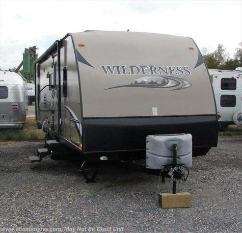 Used 2014 Heartland RV Wilderness WD 2650BH For Sale by Economy RVs available in Mechanicsville, Maryland