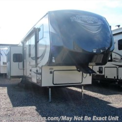 New 2017 Forest River Salem Hemisphere Lite 337BAR For Sale by Economy RVs available in Mechanicsville, Maryland