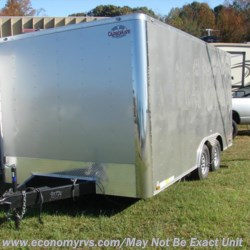 2017 Cargo Mate  8.516TA2  - Cargo Trailer New  in Mechanicsville MD For Sale by Economy RVs call 800-226-0226 today for more info.