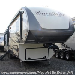 New 2017 Forest River Cardinal 3850RL For Sale by Economy RVs available in Mechanicsville, Maryland