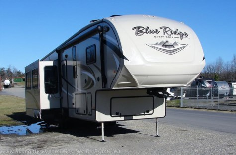 New 2017 Forest River Blue Ridge 304SR For Sale by Economy RVs available in Mechanicsville, Maryland