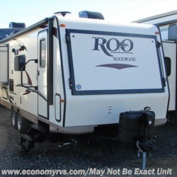 New 2017 Forest River Rockwood Roo 24WS For Sale by Economy RVs available in Mechanicsville, Maryland