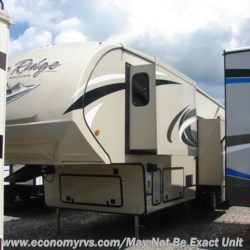 New 2017 Forest River Blue Ridge 378LF For Sale by Economy RVs available in Mechanicsville, Maryland