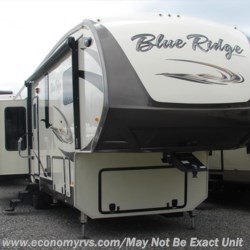 New 2017 Forest River Blue Ridge 3780LF For Sale by Economy RVs available in Mechanicsville, Maryland