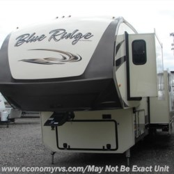 2017 Forest River Blue Ridge 3780LF  - Fifth Wheel New  in Mechanicsville MD For Sale by Economy RVs call 800-226-0226 today for more info.