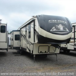 New 2018 Forest River Sierra 372LOK For Sale by Economy RVs available in Mechanicsville, Maryland