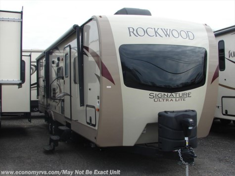 2017 Forest River Rockwood Signature Ultra Lite  8312SS