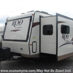 2017 Forest River Rockwood Roo 23IKSS  - Expandable Trailer New  in Mechanicsville MD For Sale by Economy RVs call 800-226-0226 today for more info.