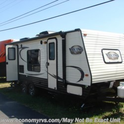 New 2018 Coachmen Viking 21FQ For Sale by Economy RVs available in Mechanicsville, Maryland