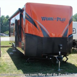 New 2018 Forest River Work and Play 25WAB For Sale by Economy RVs available in Mechanicsville, Maryland