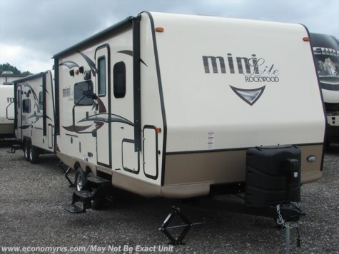 New 2018 Forest River Rockwood Mini Lite 2104S For Sale by Economy RVs available in Mechanicsville, Maryland