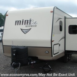 2018 Forest River Rockwood Mini Lite 2104S  - Travel Trailer New  in Mechanicsville MD For Sale by Economy RVs call 800-226-0226 today for more info.