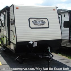 New 2018 Coachmen Viking 17FQ For Sale by Economy RVs available in Mechanicsville, Maryland