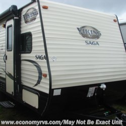 New 2018 Coachmen Viking 17SBH For Sale by Economy RVs available in Mechanicsville, Maryland