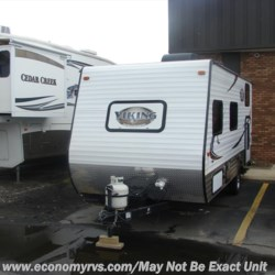 2017 Coachmen Viking 17BH  - Travel Trailer Used  in Mechanicsville MD For Sale by Economy RVs call 800-226-0226 today for more info.