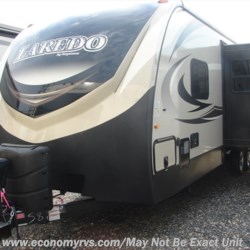 2017 Keystone Laredo 280RB  - Travel Trailer New  in Mechanicsville MD For Sale by Economy RVs call 800-226-0226 today for more info.