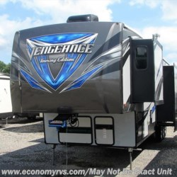 2018 Forest River Vengeance Touring Edition 38L13  - Toy Hauler New  in Mechanicsville MD For Sale by Economy RVs call 800-226-0226 today for more info.