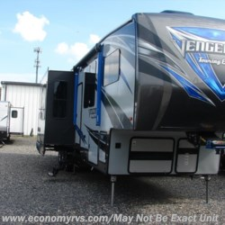 New 2018 Forest River Vengeance Touring Edition 381L12 For Sale by Economy RVs available in Mechanicsville, Maryland