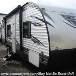 New 2018 Forest River Salem Cruise Lite T261BHXL For Sale by Economy RVs available in Mechanicsville, Maryland