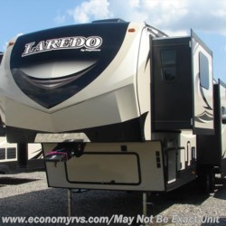 2018 Keystone Laredo 340FL  - Fifth Wheel New  in Mechanicsville MD For Sale by Economy RVs call 800-226-0226 today for more info.