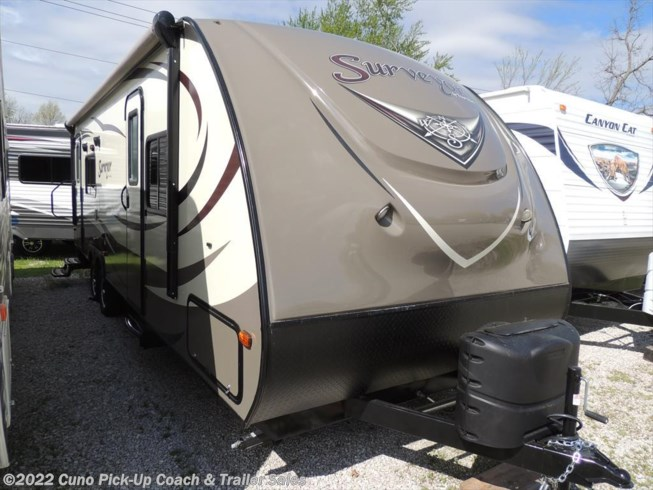 2015 26' SURVEYOR TRAVEL TRAILER