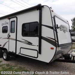 Used 2015 K-Z Spree Escape E20RBT For Sale by Cuno Pick-Up Coach & Trailer Sales available in Montgomery City, Missouri