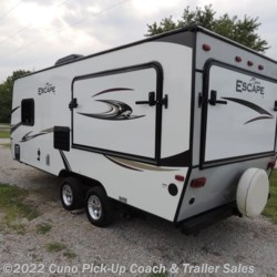 2015 K-Z Spree Escape E20RBT  - Travel Trailer Used  in Montgomery City MO For Sale by Cuno Pick-Up Coach & Trailer Sales call 800-281-2160 today for more info.
