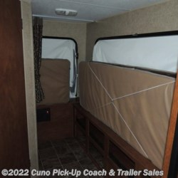 Cuno Pick-Up Coach & Trailer Sales 2015 Spree Escape E20RBT  Travel Trailer by K-Z | Montgomery City, Missouri