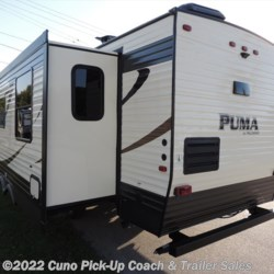 2017 Palomino Puma 30RKSS  - Travel Trailer New  in Montgomery City MO For Sale by Cuno Pick-Up Coach & Trailer Sales call 800-281-2160 today for more info.
