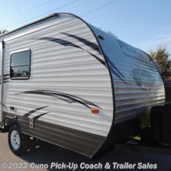 2016 12-RBC CANYON CAT TRAVEL TRAILER