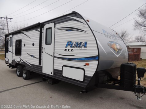 New 2017 Palomino Puma XLE 25RSC For Sale by Cuno Pick-Up Coach & Trailer Sales available in Montgomery City, Missouri
